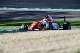 Al Qubaisi Hamda, Tatuus F.4 T014 Abarth #88, Abu Dhabi Racing, ITALIAN F.4 CHAMPIONSHIP POWERED BY ABARTH