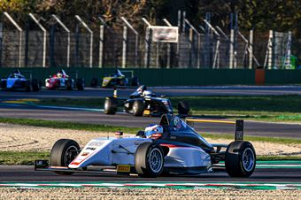 Vlad Lomko, Tatuus F.4 T014 Abarth #95, US Racing, ITALIAN F.4 CHAMPIONSHIP POWERED BY ABARTH