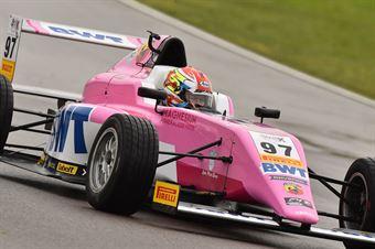 Contecha Diego, Tatuus F.4 T014 Abarth #97, BWT Muecke Motorsport, ITALIAN F.4 CHAMPIONSHIP POWERED BY ABARTH