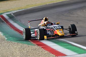Crawford Carlton Jackston, Tatuus F.4 T014 Abarth #52, Van Amersfoort Racing, ITALIAN F.4 CHAMPIONSHIP POWERED BY ABARTH