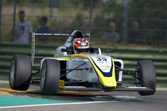 Delli Guanti Pietro, Tatuus F.4 T014 Abarth #35, BVM Racing, ITALIAN F.4 CHAMPIONSHIP POWERED BY ABARTH