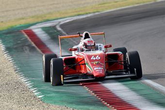 Mini Gabriele, Tatuus F.4 T014 Abarth #46, Prema Powerteam, ITALIAN F.4 CHAMPIONSHIP POWERED BY ABARTH