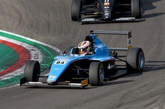 Simonazzi Francesco, Tatuus F.4 T014 Abarth #84, Jenzer Motorsport, ITALIAN F.4 CHAMPIONSHIP POWERED BY ABARTH