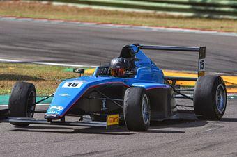 Wisnicki Piotr, Tatuus F.4 T014 Abarth #15, Jenzer Motorsport, ITALIAN F.4 CHAMPIONSHIP POWERED BY ABARTH