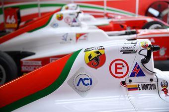 Atmosfera, ITALIAN F.4 CHAMPIONSHIP POWERED BY ABARTH
