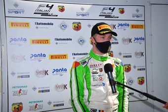 Ugran Filip Ioan, Tatuus F.4 T014 Abarth #14, Jenzer Motorsport, ITALIAN F.4 CHAMPIONSHIP POWERED BY ABARTH
