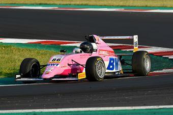 Valint Bence, Tatuus F.4 T014 Abarth #86, BWT Mucke Motorsport, ITALIAN F.4 CHAMPIONSHIP POWERED BY ABARTH