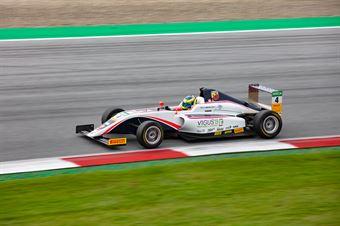 Victor Bernier, Tatuus T014 #04, R Ace GP, ITALIAN F.4 CHAMPIONSHIP POWERED BY ABARTH