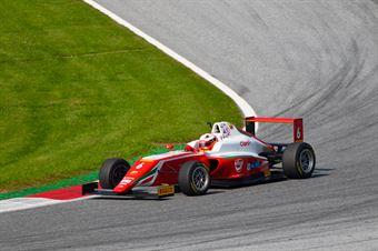 Sebastian Montoya, Tatuus T014 #06, Prema Powerteam, ITALIAN F.4 CHAMPIONSHIP POWERED BY ABARTH