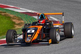 Han Cenyu, Tatuus T014 #08, Van Amersfoort Racing, ITALIAN F.4 CHAMPIONSHIP POWERED BY ABARTH