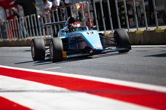Jasin Ferati, Tatuus T014 #13, Jenzer Motorsport, ITALIAN F.4 CHAMPIONSHIP POWERED BY ABARTH