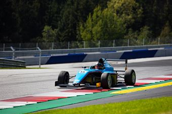 Piotr Wisnicki, Tatuus T014 #15, Jenzer Motorsport, ITALIAN F.4 CHAMPIONSHIP POWERED BY ABARTH