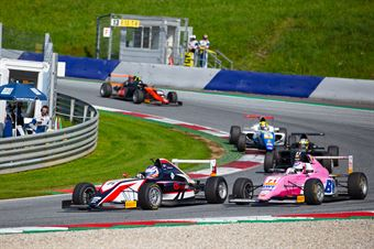 Axel Gnos, Tatuus T014 #21, G4 Racing, ITALIAN F.4 CHAMPIONSHIP POWERED BY ABARTH