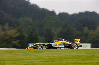 Sebastian Freymuth, Tatuus T014 #27, AS Motorsport, ITALIAN F.4 CHAMPIONSHIP POWERED BY ABARTH