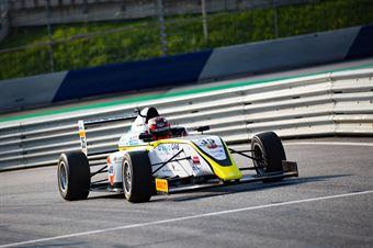 Pietro Delli Guanti, Tatuus T014 #35, BVM Racing, ITALIAN F.4 CHAMPIONSHIP POWERED BY ABARTH