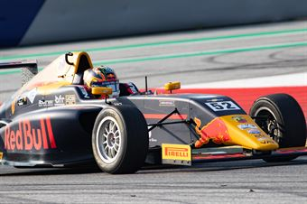 Crawford Jak, Tatuus F.4 T014 Abarth #52, Van Amersfoort Racing, ITALIAN F.4 CHAMPIONSHIP POWERED BY ABARTH