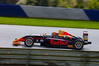 Jak Crawford, Tatuus T014 #52, Van Amersfoort Racing, ITALIAN F.4 CHAMPIONSHIP POWERED BY ABARTH