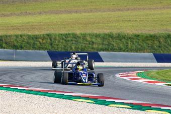 Andrea Rosso, Tatuus T014 #77, Cram Motrosport Srl, ITALIAN F.4 CHAMPIONSHIP POWERED BY ABARTH