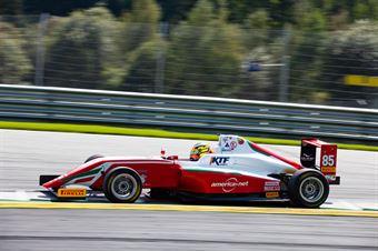 Gabriel Bortoleto, Tatuus T014 #85, Prema Powerteam, ITALIAN F.4 CHAMPIONSHIP POWERED BY ABARTH