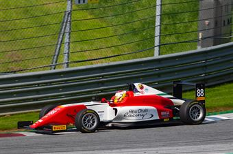 Hamda Al Qubaisi, Tatuus T014 #88 Abu Dhabi Racing, ITALIAN F.4 CHAMPIONSHIP POWERED BY ABARTH