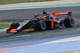Cola Andrea F3 Tatuus 318 A.R. #99, Monolite Racing, FORMULA REGIONAL EUROPEAN CHAMPIONSHIP
