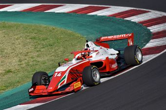 Arthur Leclerc, F3 Tatuus 318 AR #14, Prema Powerteam, FORMULA REGIONAL EUROPEAN CHAMPIONSHIP