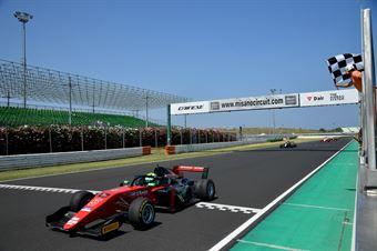 Pasma Patrick, F3 Tatuus #5, Kic Motorsport, FORMULA REGIONAL EUROPEAN CHAMPIONSHIP