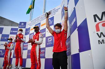 Podium Race 2, FORMULA REGIONAL EUROPEAN CHAMPIONSHIP