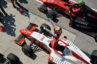 Oliver Rasmussen, F3 Tatuus #6, Prema Powerteam, winner Race 1, FORMULA REGIONAL EUROPEAN CHAMPIONSHIP