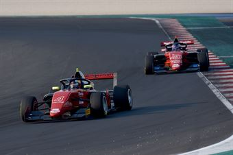Vipa Juri, F3 Tatuus 318 AR #4, Kic Motorsport, FORMULA REGIONAL EUROPEAN CHAMPIONSHIP