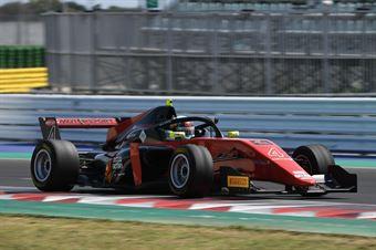 Vips Juri, F3 Tatuus 318 A.R. #4, Kic Motorsport, FORMULA REGIONAL EUROPEAN CHAMPIONSHIP