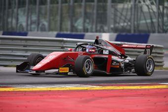 Konsta Lappalainen (Kic Motorsport,F3 Tatuus 318 A.R. #10), F. REGIONAL EUROPEAN CHAMPIONSHIP BY ALPINE