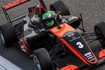 Chovet Perre Luis, F3 Tatuus 318 A.R. #3, Van Amersfoort Racing, FORMULA REGIONAL EUROPEAN CHAMPIONSHIP
