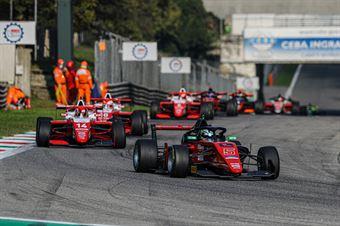 Pasma Patrik, F3 Tatuus 318 A.R. #5, KIC Motorsport, FORMULA REGIONAL EUROPEAN CHAMPIONSHIP