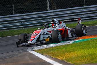 Pesce Emilio, F3 Tatuus 318 A.R. #41, DR Formula RP Motorsport, FORMULA REGIONAL EUROPEAN CHAMPIONSHIP