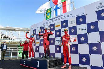 Podium Race1, FORMULA REGIONAL EUROPEAN CHAMPIONSHIP