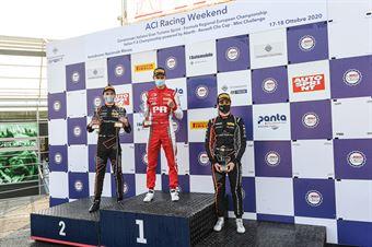 Podium Rookie Race2, FORMULA REGIONAL EUROPEAN CHAMPIONSHIP