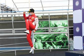 Podium Rookie Race3, FORMULA REGIONAL EUROPEAN CHAMPIONSHIP