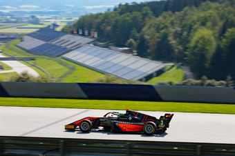 Chovet Pierre Louis, F3 Tatuus 318 A.R. #3, Van Amersfoort Racing, FORMULA REGIONAL EUROPEAN CHAMPIONSHIP