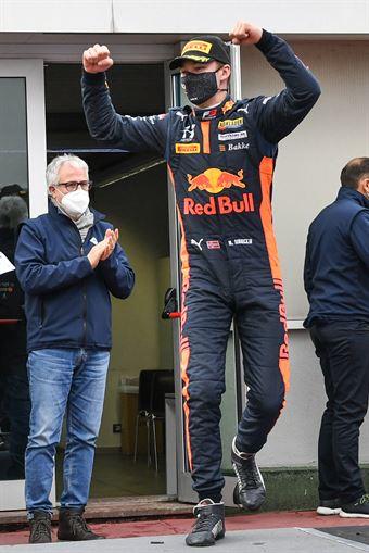Hauger Dennis, F3 Tatuus 318 A.R. #62, Van Amersfoort Racing, FORMULA REGIONAL EUROPEAN CHAMPIONSHIP