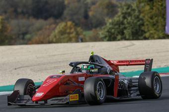 Marinangeli Nicola, F3 Tatuus 318 A.R. #7, KIC Motorsport, FORMULA REGIONAL EUROPEAN CHAMPIONSHIP