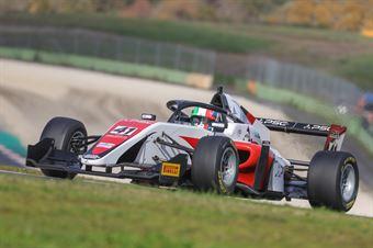 Pesce Emilio, F3 Tatuus 318 A.R. #41, DR Formula Curv Motorsport, FORMULA REGIONAL EUROPEAN CHAMPIONSHIP