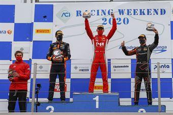 podium race 3, FORMULA REGIONAL EUROPEAN CHAMPIONSHIP