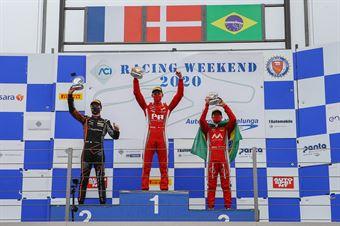 podium race 3 rookie, FORMULA REGIONAL EUROPEAN CHAMPIONSHIP