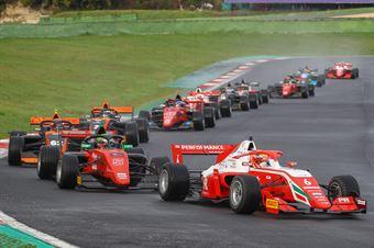 race 3, FORMULA REGIONAL EUROPEAN CHAMPIONSHIP