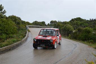 Droandi Ivo,Fornasiero Carlo(A112 Abarth,#102), CAMPIONATO ITALIANO RALLY AUTO STORICHE