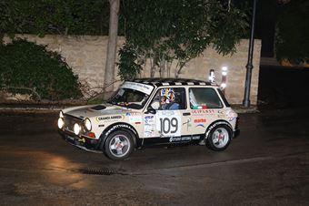 Catgiu Franco Luciano,Grosso Matteo(A112 abarth,Mrc Sport,#109), CAMPIONATO ITALIANO RALLY AUTO STORICHE