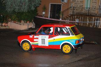 Ruzzittu Gabriele,Pirina Pasqua(A11 Abarth,Team Bassano,#111), CAMPIONATO ITALIANO RALLY AUTO STORICHE