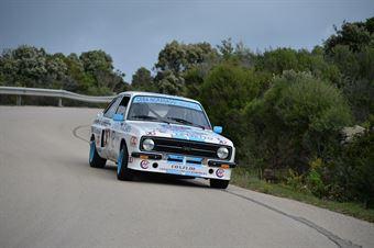 Vicario Dino,Bondesan Fausto (Ford Escort RS,Rally&co,#12), CAMPIONATO ITALIANO RALLY AUTO STORICHE