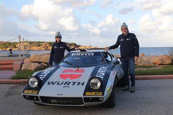 Tolfo Dino,Paganoni Giulia(Lancia Stratos,Team Bassano,#11), CAMPIONATO ITALIANO RALLY AUTO STORICHE